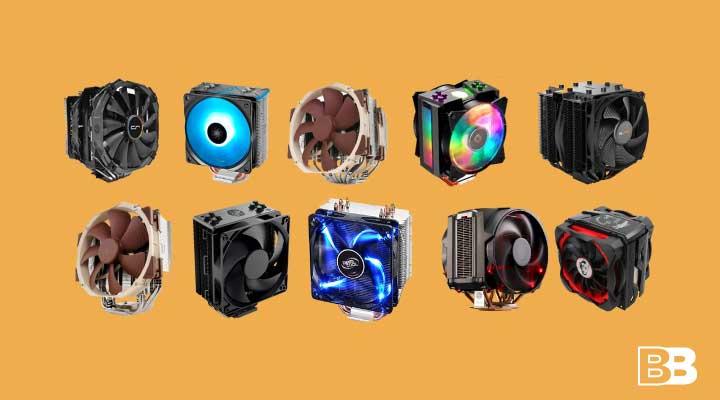 10 Best Air Cooler for i7 8700k – Buyer Guide