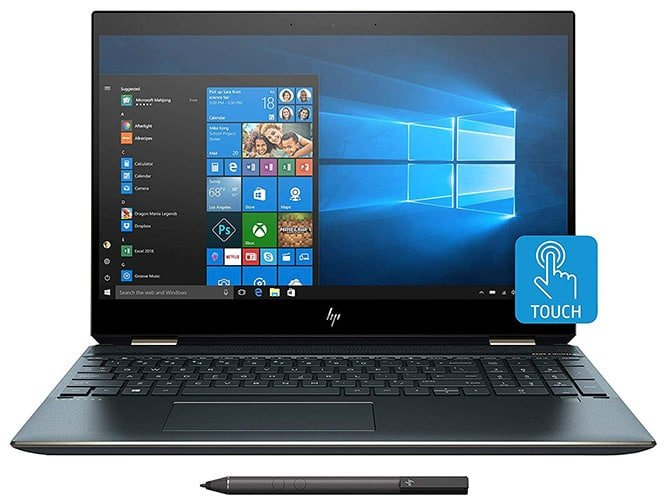 HP Spectre x360 15t - 2-in-1 Laptop