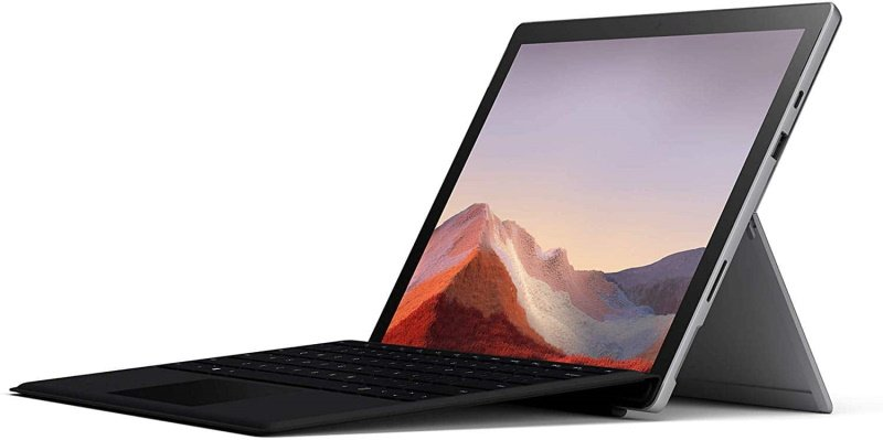 Microsoft Surface Pro 7 - Ultra-Slim Laptop for Music Production